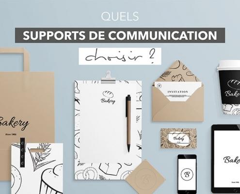 divers supports de communication